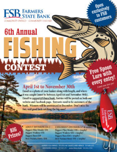 FSB 6th Annual Fishing Contest